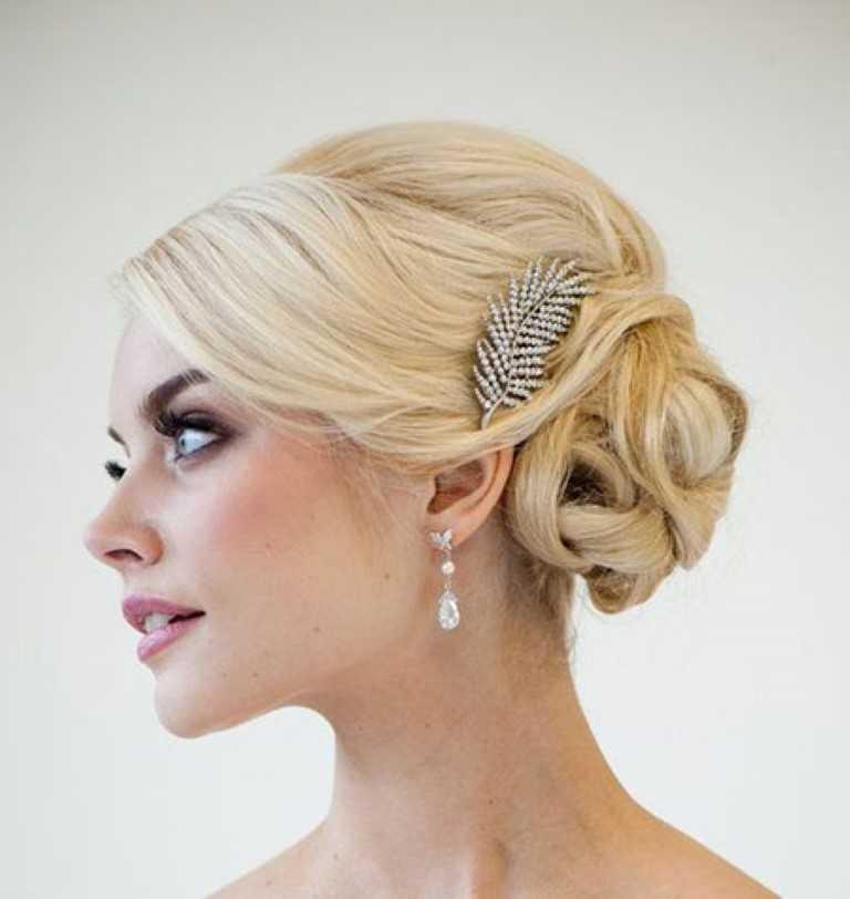 29 Süßeste Hochzeit Frisuren 20