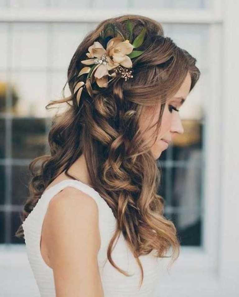 Haare Hochsteckfrisur für Lange Haare