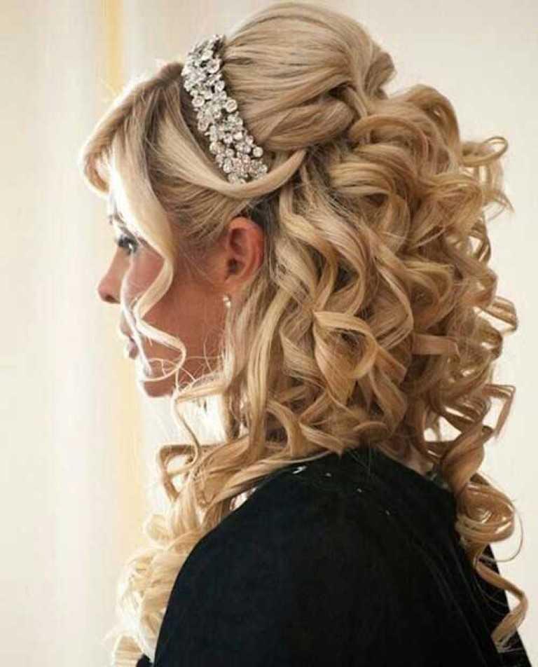 15 Braut-Haar-Ideen - Half-Up-7