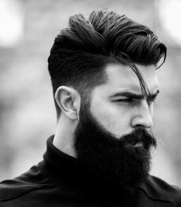 2. Die Unteren Fade Haarschnitt