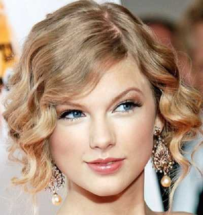 20 Stunning Prom Frisuren für Mädchen mit kurzen Haaren-12