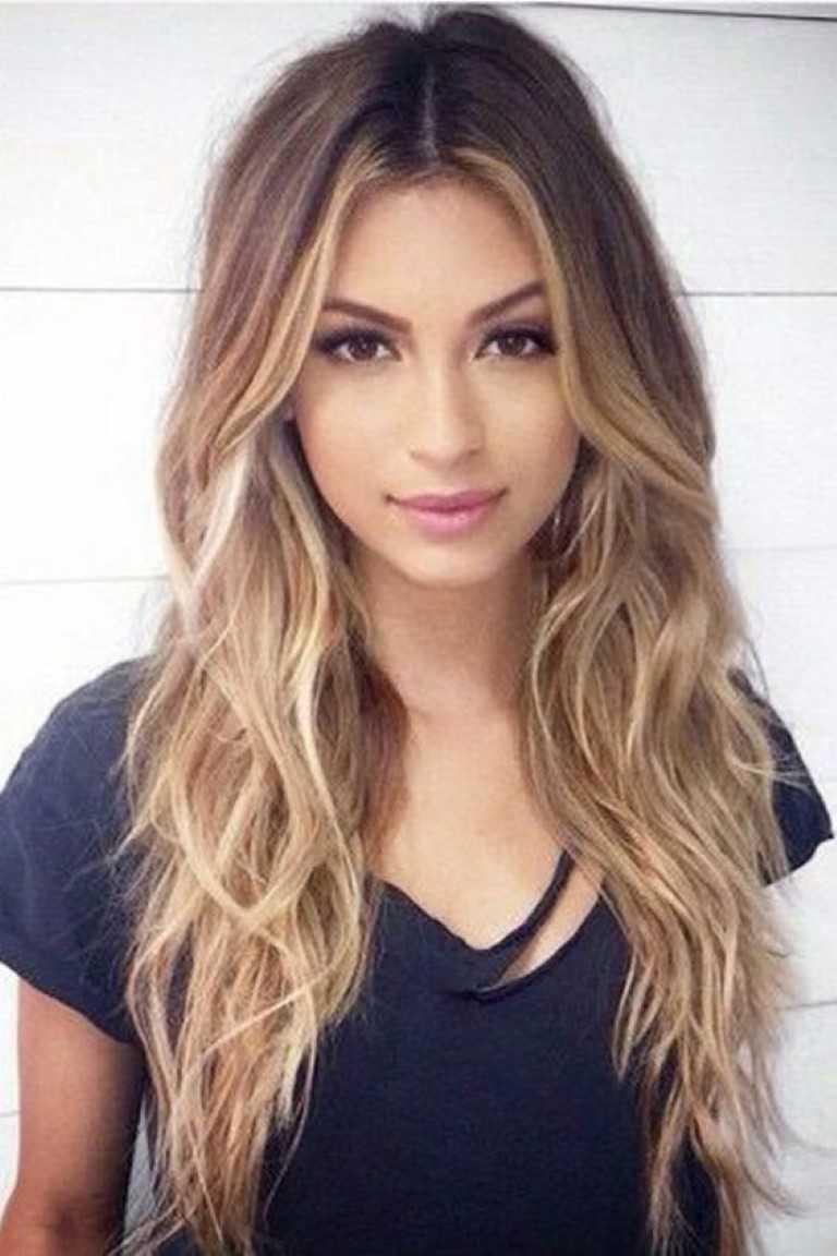 21 Fabelhafte Lange Layered Frisuren 2017