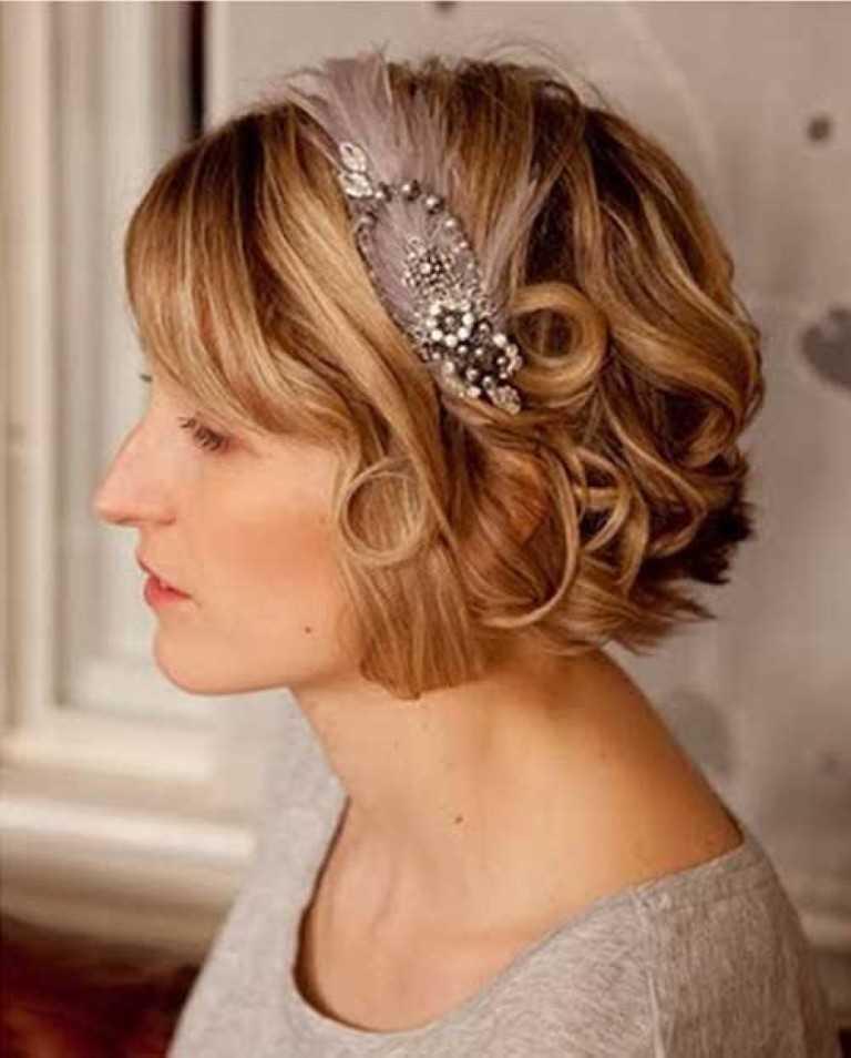 30 Hochzeit Frisuren Fur Kurze Haare Frisuren Trends