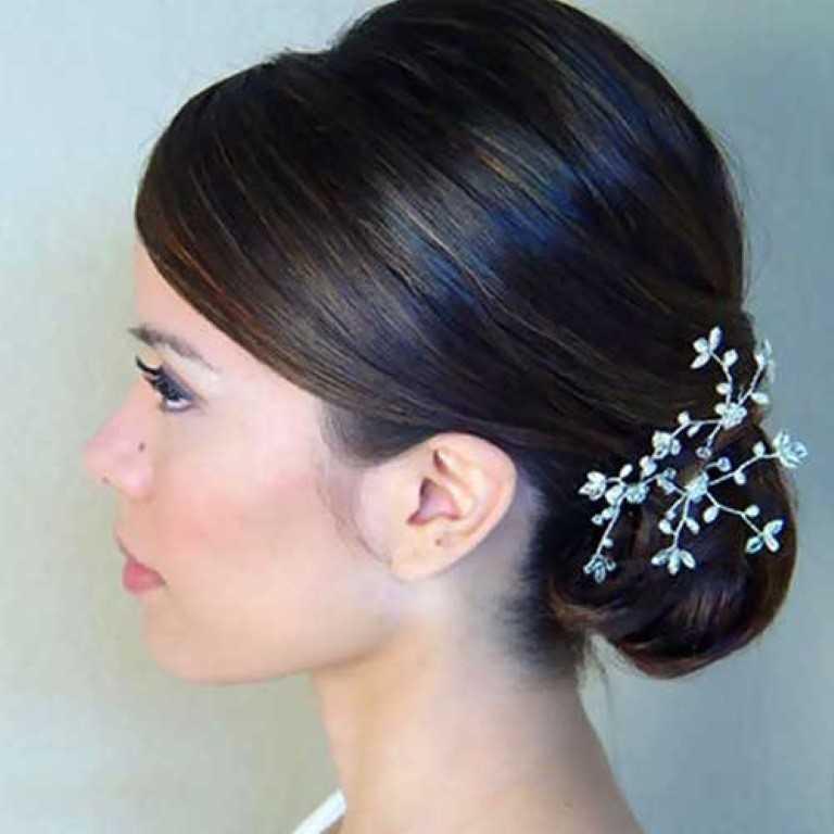 Besten Haar Hochsteckfrisuren F 252 R Mittellanges Haar