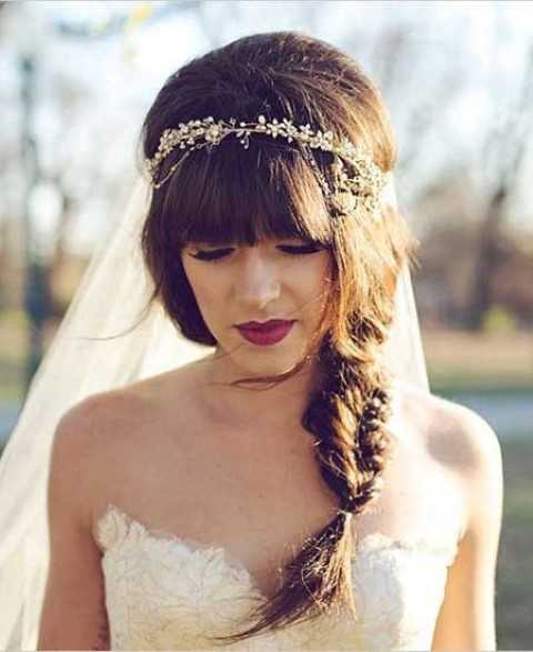 Boho Fishtail Braid