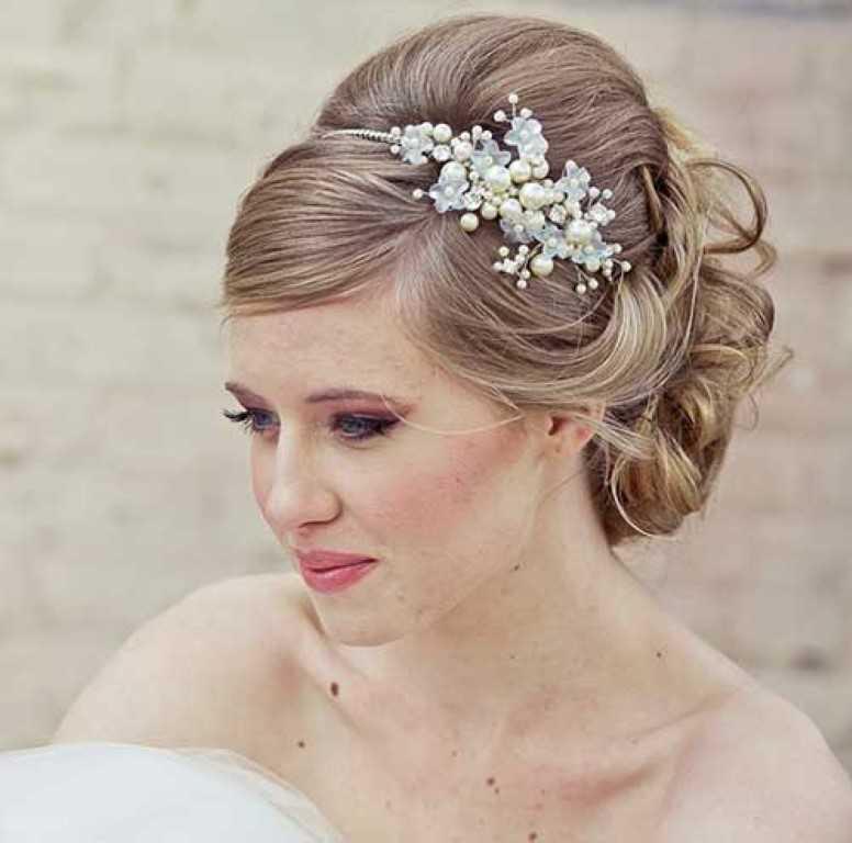 Beste Hochzeit Frisur mit Langen Haaren