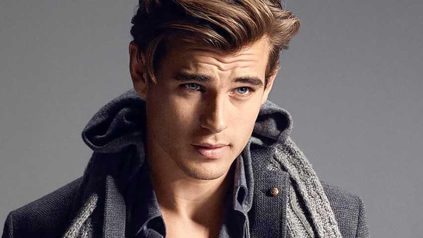 10 Perfekte Kamm Über Frisuren Für Männer