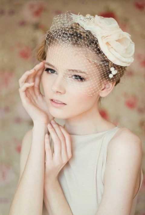 23 kurze Frisuren perfekt für Hochzeiten-9