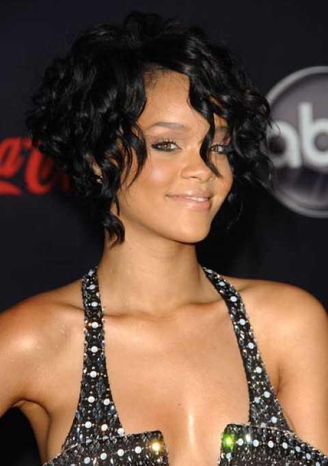 African American Schwarze Kurze Frisuren-10