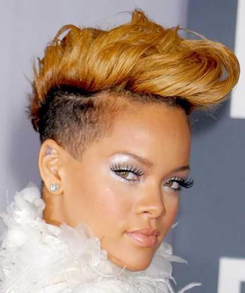 Faux Hawk Frisuren für Frauen-11