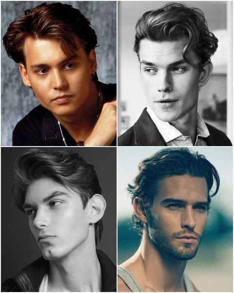 Johnny Depp 21 Jump Street Frisur