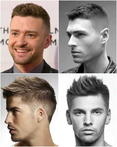 Justin Timberlake Glattes Haar