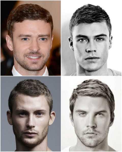 Justin Timberlake Kurze Haare