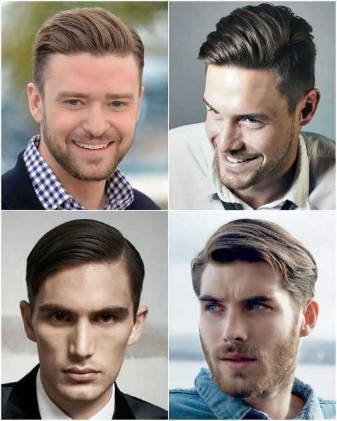 Justin Timberlake Comb-Over
