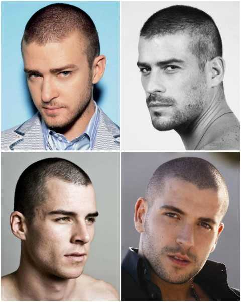 Justin Timberlake Buzz Cut