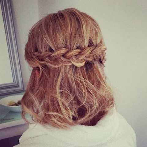 20 Atemberaubende Hochsteckfrisur Frisuren Fur Kurzes Haar