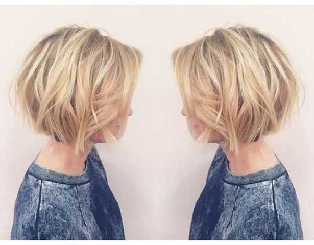 Schicke Und Auffallige Bob Frisuren Frisuren Trends
