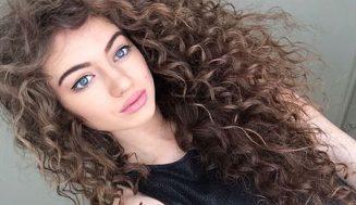 30 Curly Perm Frisuren für Lange Haare
