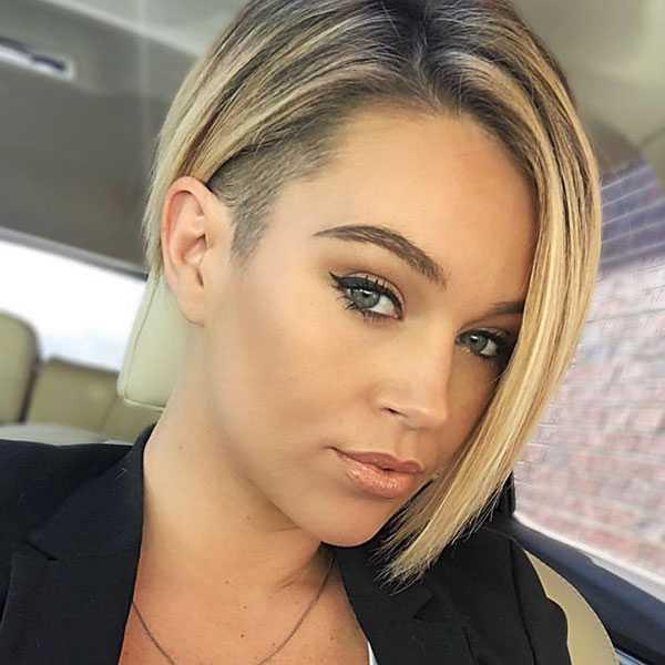 78 Neue Beste Kurze Haarschnitte 2019 Frisuren Trends