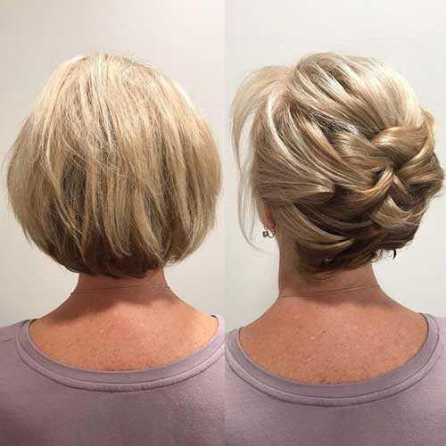 Beste Kurze Frisuren Fur Hochzeit Sollten Sie Sehen Frisuren Trends