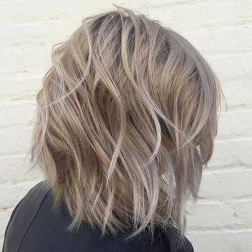 Dark Ash Blonde Frisuren-7