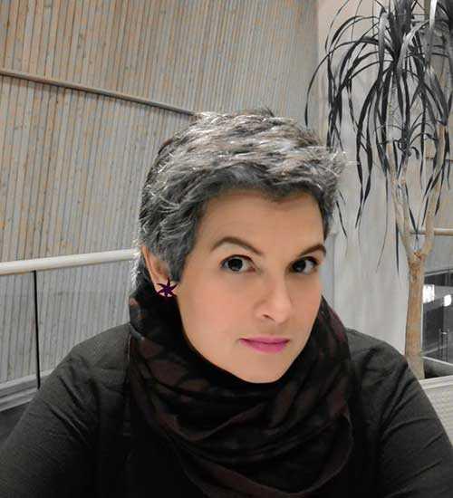 Kurzen Haarschnitt für Ältere Frauen-8