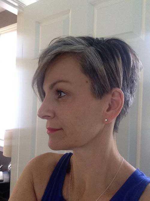 Zu Kurze Haarschnitte für Ältere Frauen