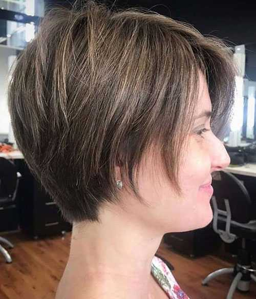 Layered Pixie Schnitte für Feines Haar-10