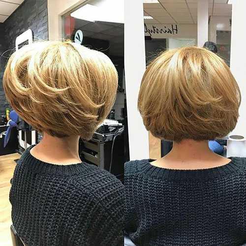 Kurze Bob Haarschnitte für Frauen-11