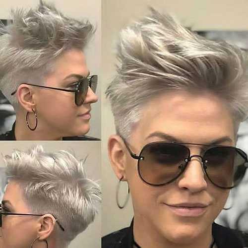 Edgy Rocker Pixie Haarschnitte-15
