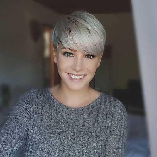 Pixie Schnitte für Feines Haar-15