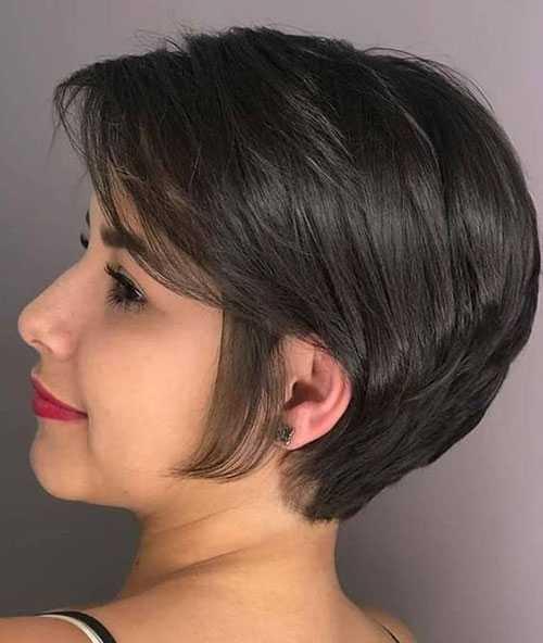 Kurze Bob Haarschnitte für Frauen-15