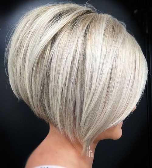 Kurze Bob Haarschnitte für Frauen-16