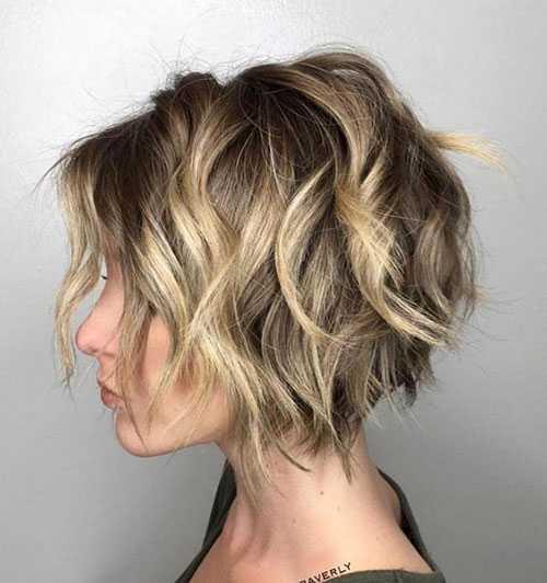 Kurze Bob Haarschnitte für Frauen-17