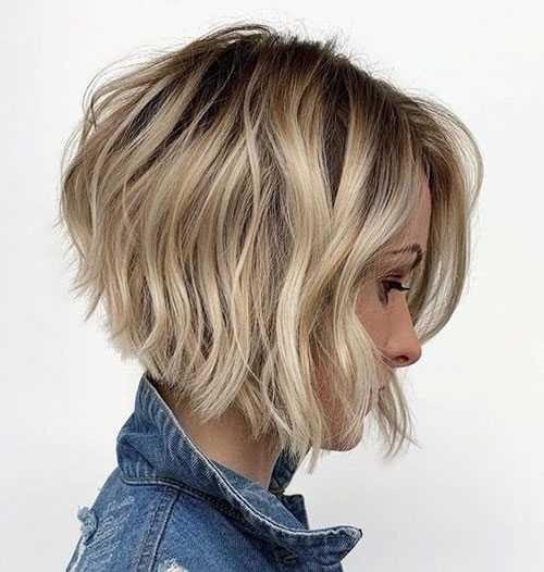 Kurze Bob Haarschnitte für Frauen-19