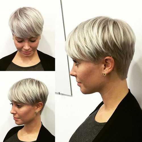 Blonde Pixie Schnitte für Feines Haar-6
