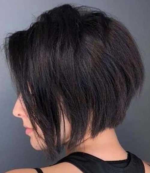 Kurze Bob Haarschnitte für Frauen-6