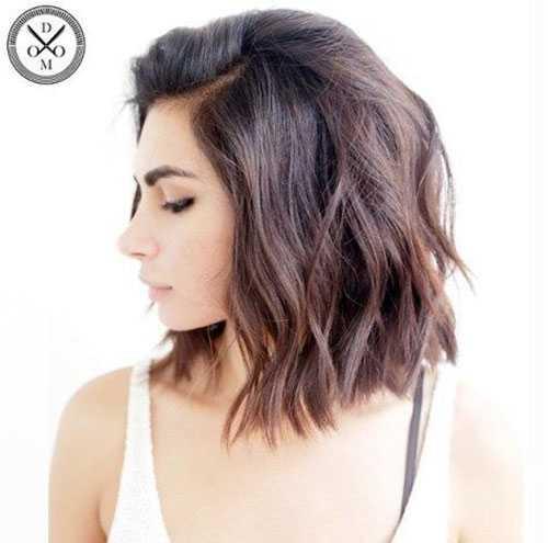 Kurze Haarschnitte für Frauen mit Dicken lockigen Haare-6