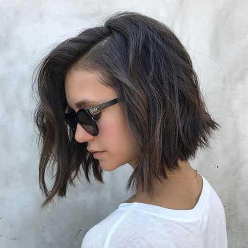 Best Short Haarschnitte für Dicke Haare