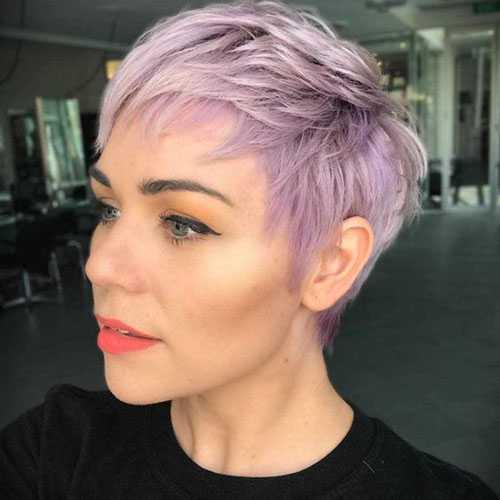 Pixie Schnitte für Feines Haar