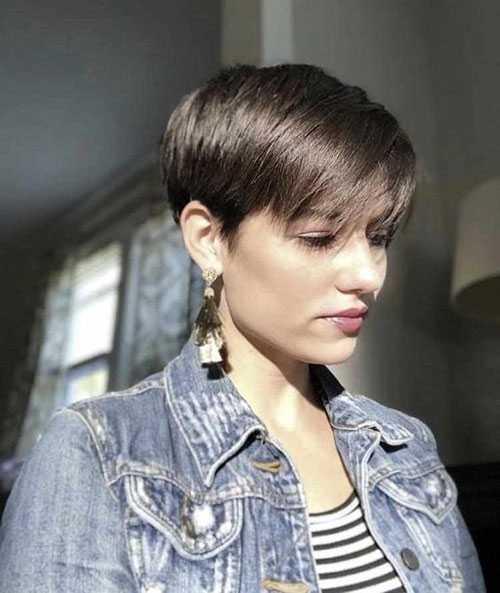 Pixie Haarschnitte für Feine Haare