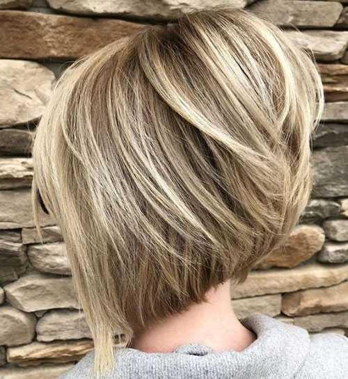 Kurze Bob Haarschnitte für Frauen