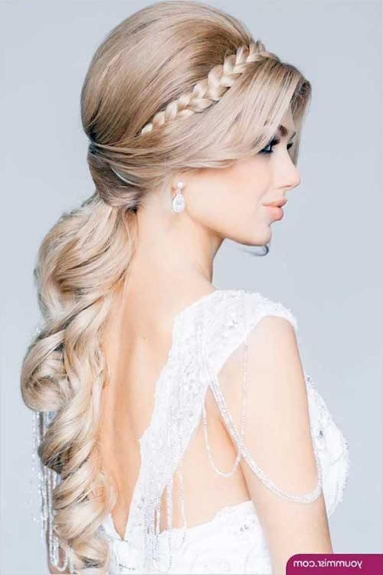 25 Hochzeit Frisuren für Langes Haar-22