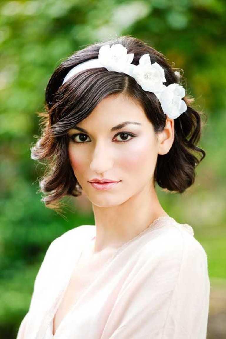 30 hochzeit frisuren für kurze haare - frisuren trends