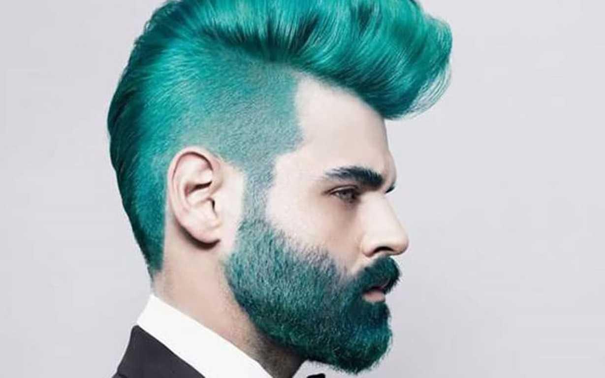 Merman Haar-Trend Für Männer, Die (Wie Um Das Aussehen Zu Erhalten)-2