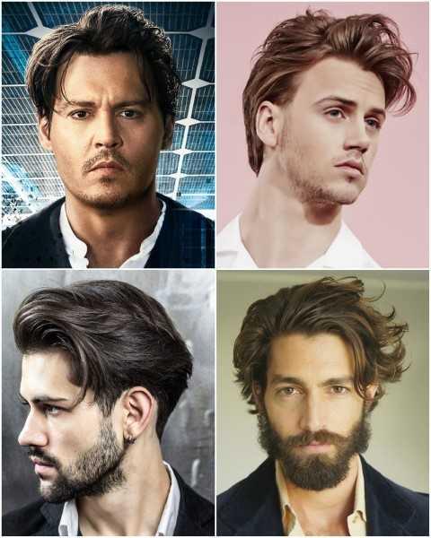 Johnny Depp Transzendenz Frisur