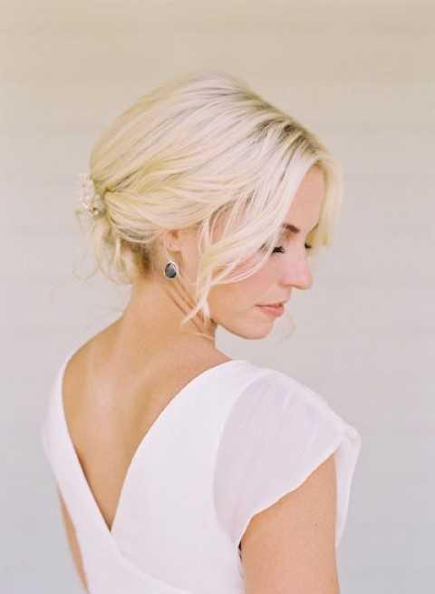 20 Atemberaubende Hochsteckfrisur Frisuren für Kurzes Haar-13