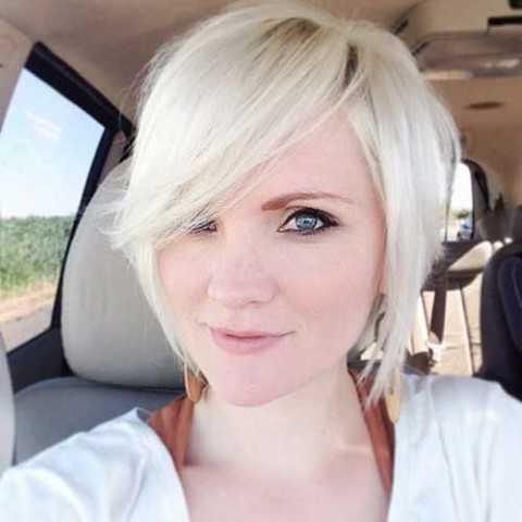 20 Besten Kurze Haare-Peroxid blonde-3