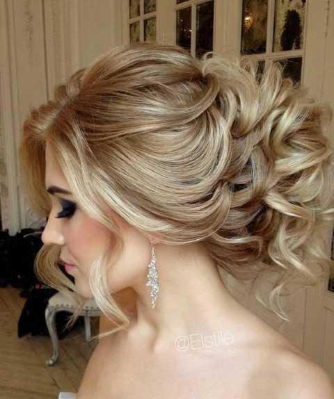 Kommen Sie und Sehen, warum Sie Können nicht Verpassen Diese 30 Hochzeit Hochsteckfrisuren für Lange Haare-3